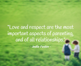 love respect parenting