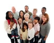families diverse