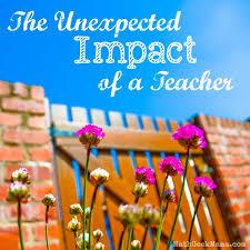 impact teacher