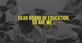 board of ed