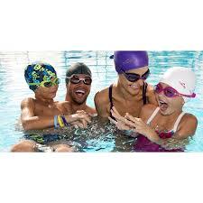 swimming family